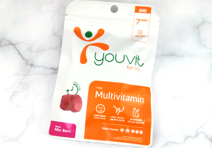 review gratis Youvit For Life Multivitamin Mix Berri