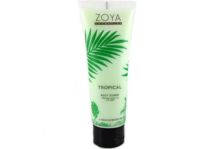 review gratis Zoya Cosmetics Body Sorbet Tropical
