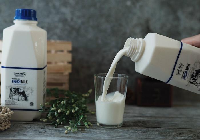 review gratis Hometown Dairy Fresh Milk