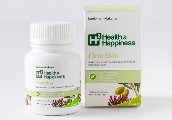 review gratis H2 Health & Happiness Firm Skin