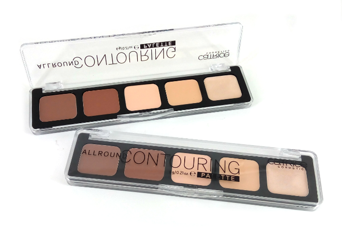 review gratis Catrice Allround Conturing Palette