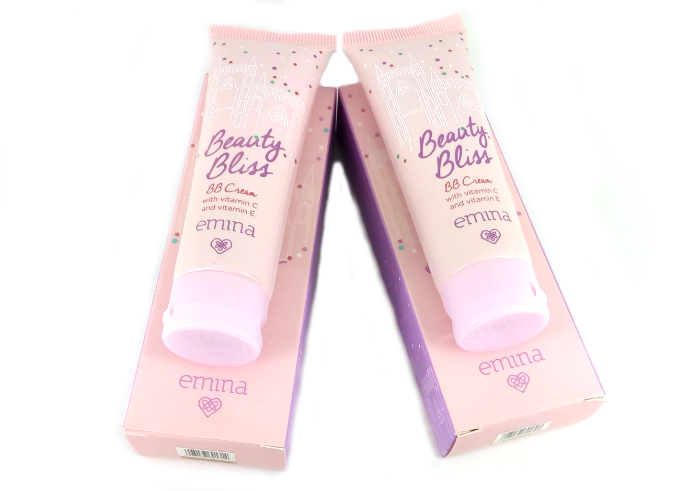 review gratis Emina Beauty Bliss BB Cream
