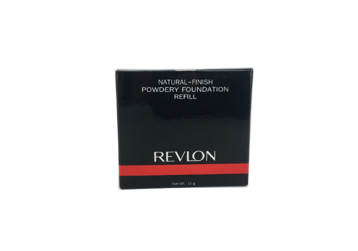 review gratis Revlon Powdery Foundation Refill