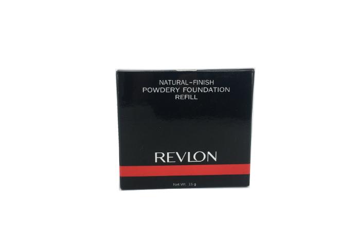 review gratis Revlon Powdery Foundation Refill