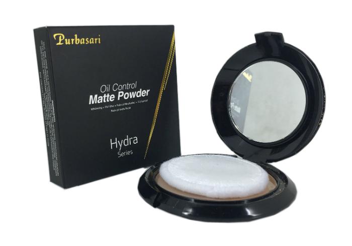 review gratis Purbasari Oil Control Matte Powder