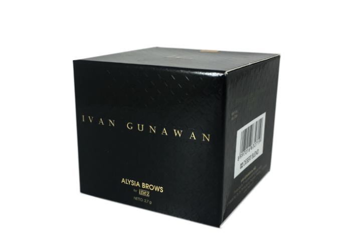 review gratis Ivan Gunawan Alysia Brows Desert Blend