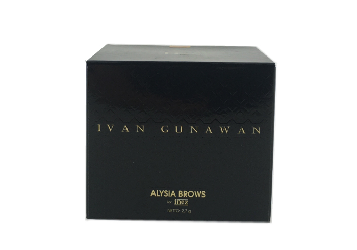 review gratis Ivan Gunawan Alysia Brows Desert Blend