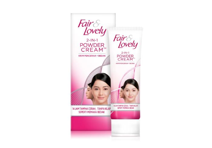 review gratis Fair & Lovely 2 in 1 Powder Cream