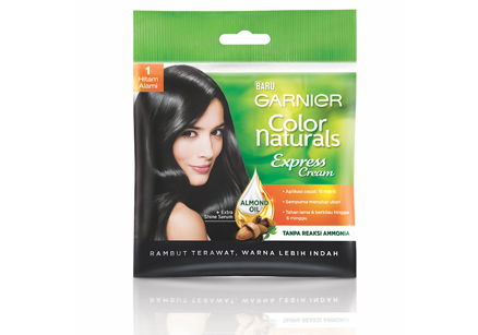 review gratis Garnier Color Naturals Express Cream