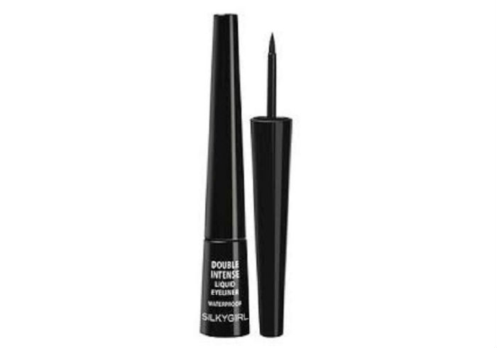 review gratis tester Silky Girl Double Intense Liquid Eyeliner Waterproof gratis