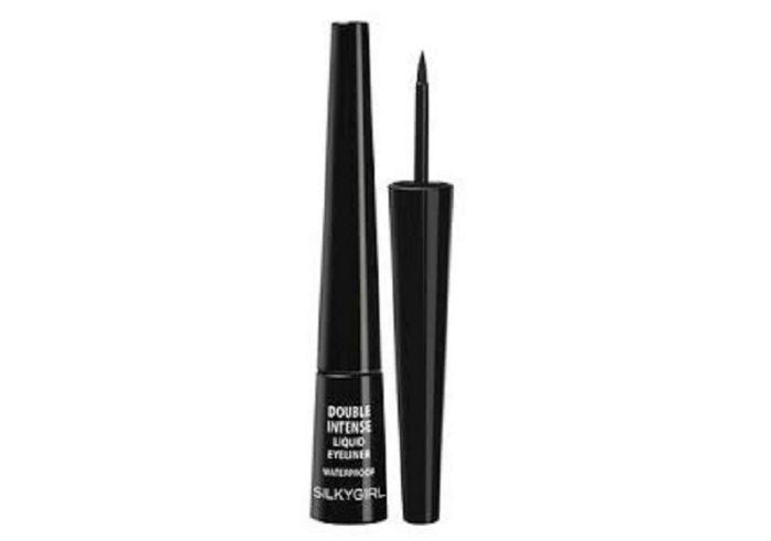 review gratis Silky Girl Double Intense Liquid Eyeliner Waterproof