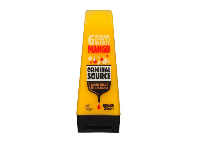review gratis Original Source Mango Shower
