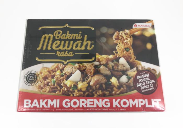 review gratis Bakmi Mewah : Bakmi Goreng Komplit