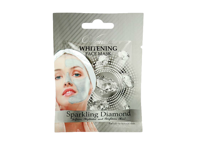 review gratis Vienna Whitening Face Mask Sparkling Diamond