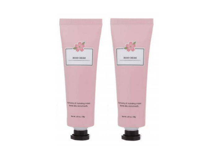 review image Miniso Hand Cream - Sakura