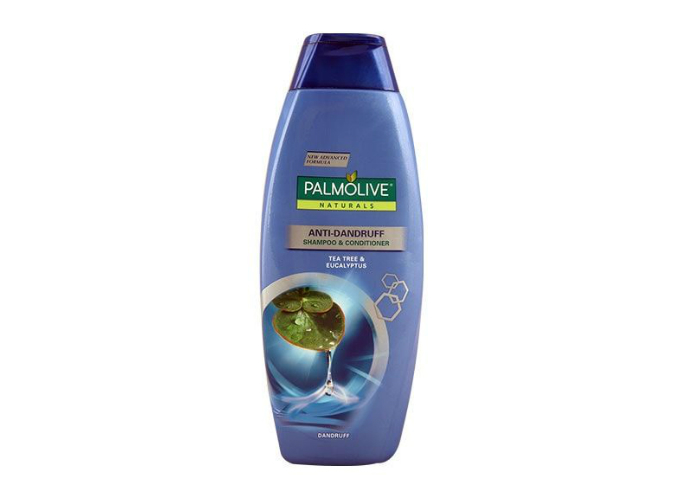 review gratis tester Palmolive Shampoo - Anti Dandruff gratis