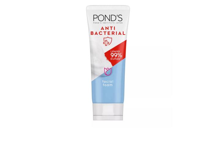 review gratis tester Pond's Anti Bacterial Facial Foam gratis