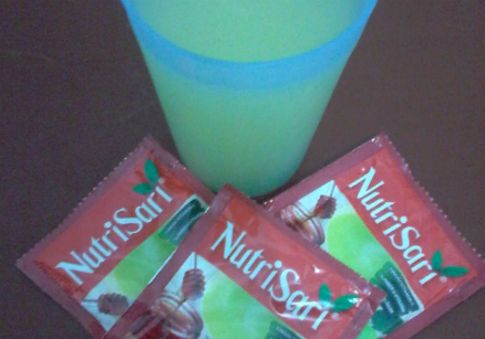 image review NutriSari Australian Lime