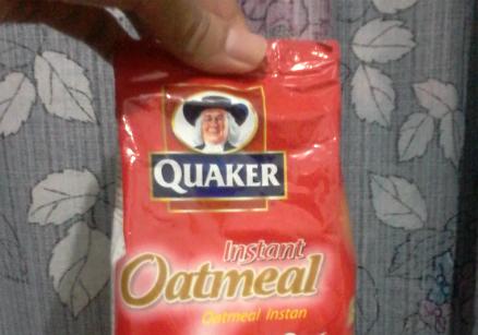 gambar review ke-2 untuk Quaker Instant Oatmeal