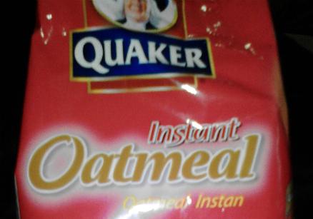 gambar review ke-3 untuk Quaker Instant Oatmeal