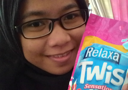 gambar review ke-1 untuk Relaxa Twish Sensational Mix