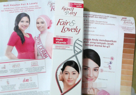 image review Fair & Lovely Krim Pencerah Harian Multi Vitamin