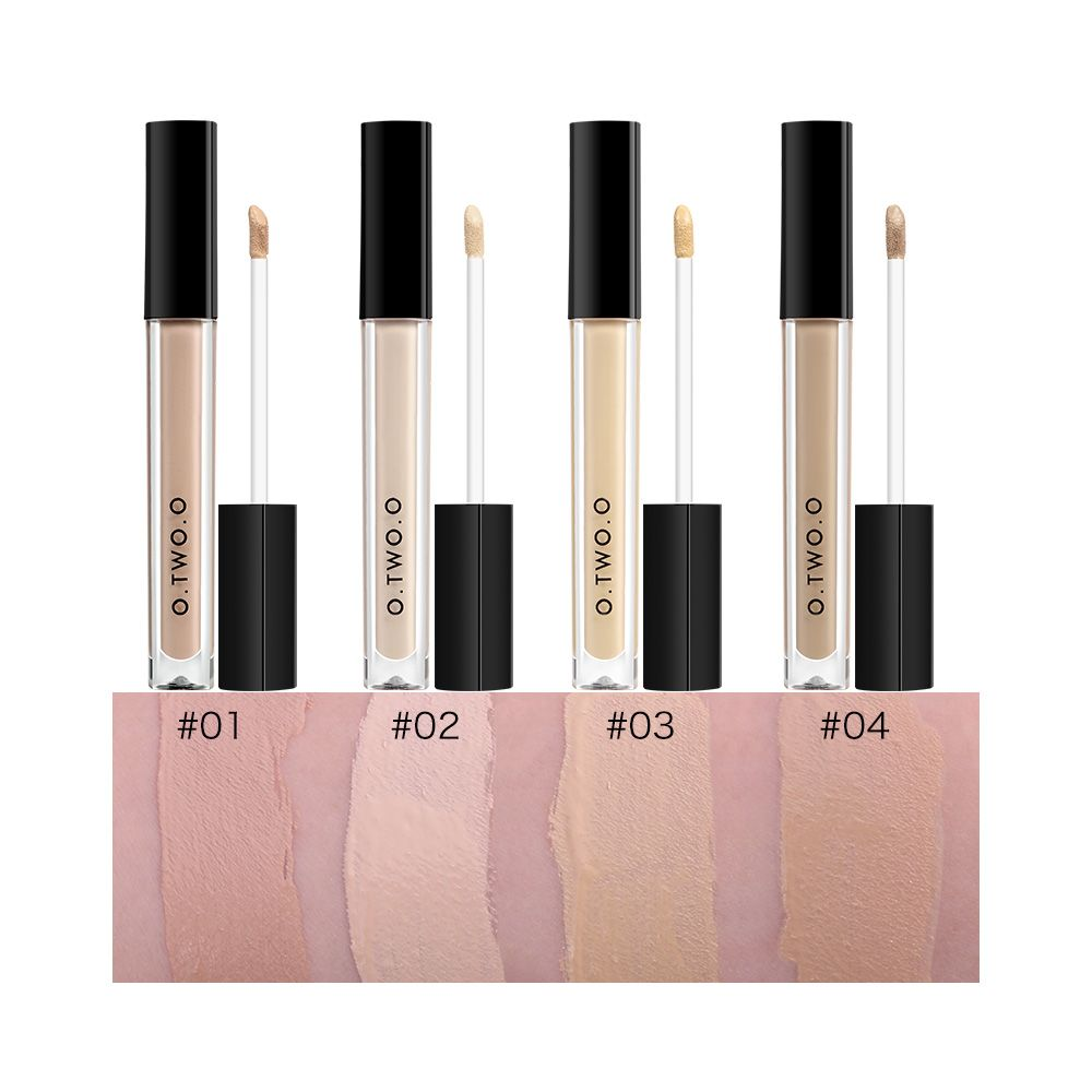 image review O.Two.O Liquid Concealer