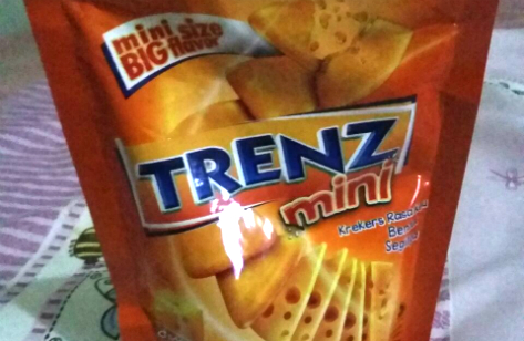 image review Trenz Mini Cheddar Cheese