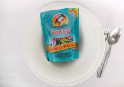 image review Bango Kecap Manis Pedas Gurih