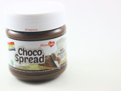 gambar review ke-1 untuk MamaSuka Choco Spread Milk Chocolate