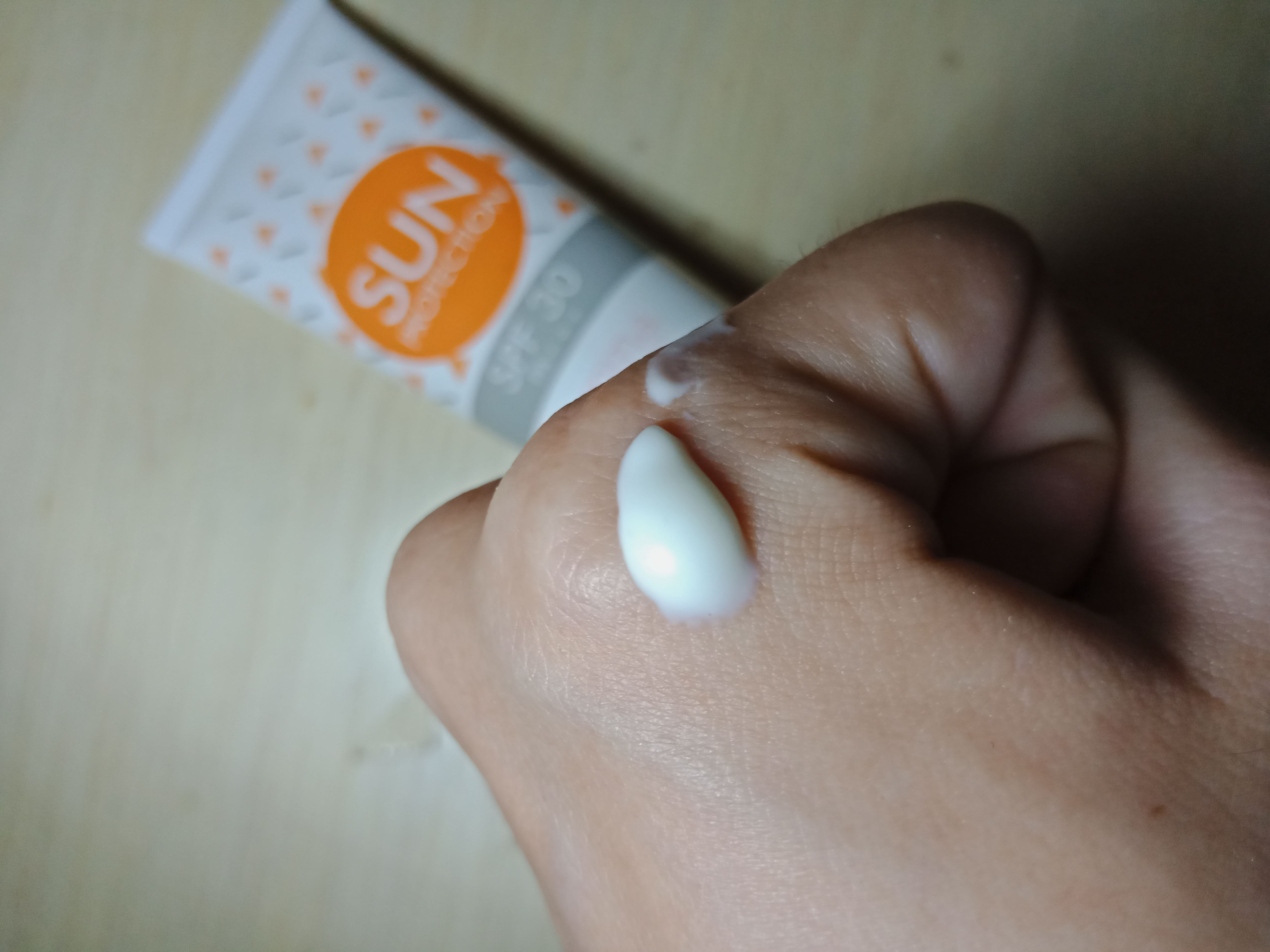 image review Emina Sun Protection SPF 30