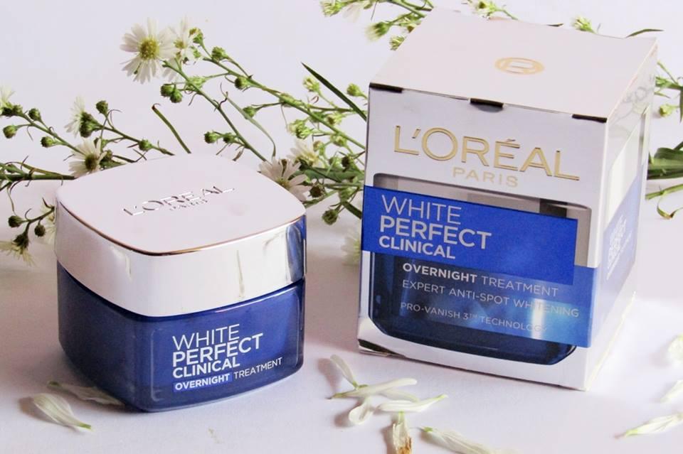 gambar review ke-10 untuk L'oreal Paris White Perfect Clinical Essence Lotion