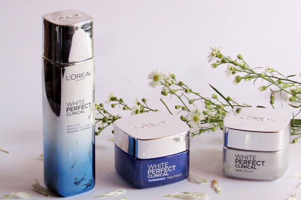 gambar review ke-8 untuk L'oreal Paris White Perfect Clinical Essence Lotion