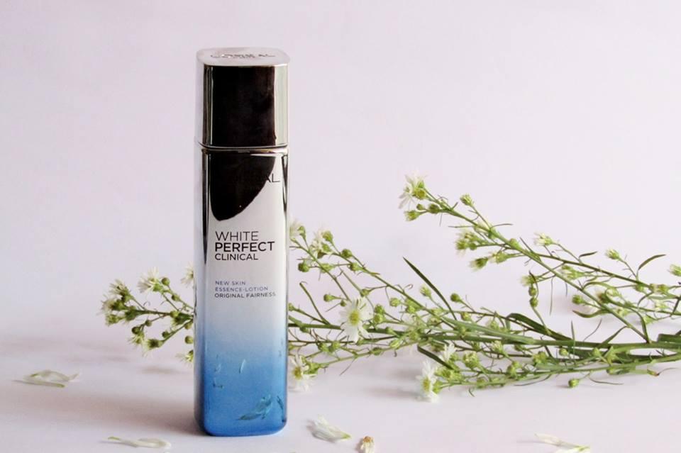 gambar review ke-9 untuk L'oreal Paris White Perfect Clinical Essence Lotion