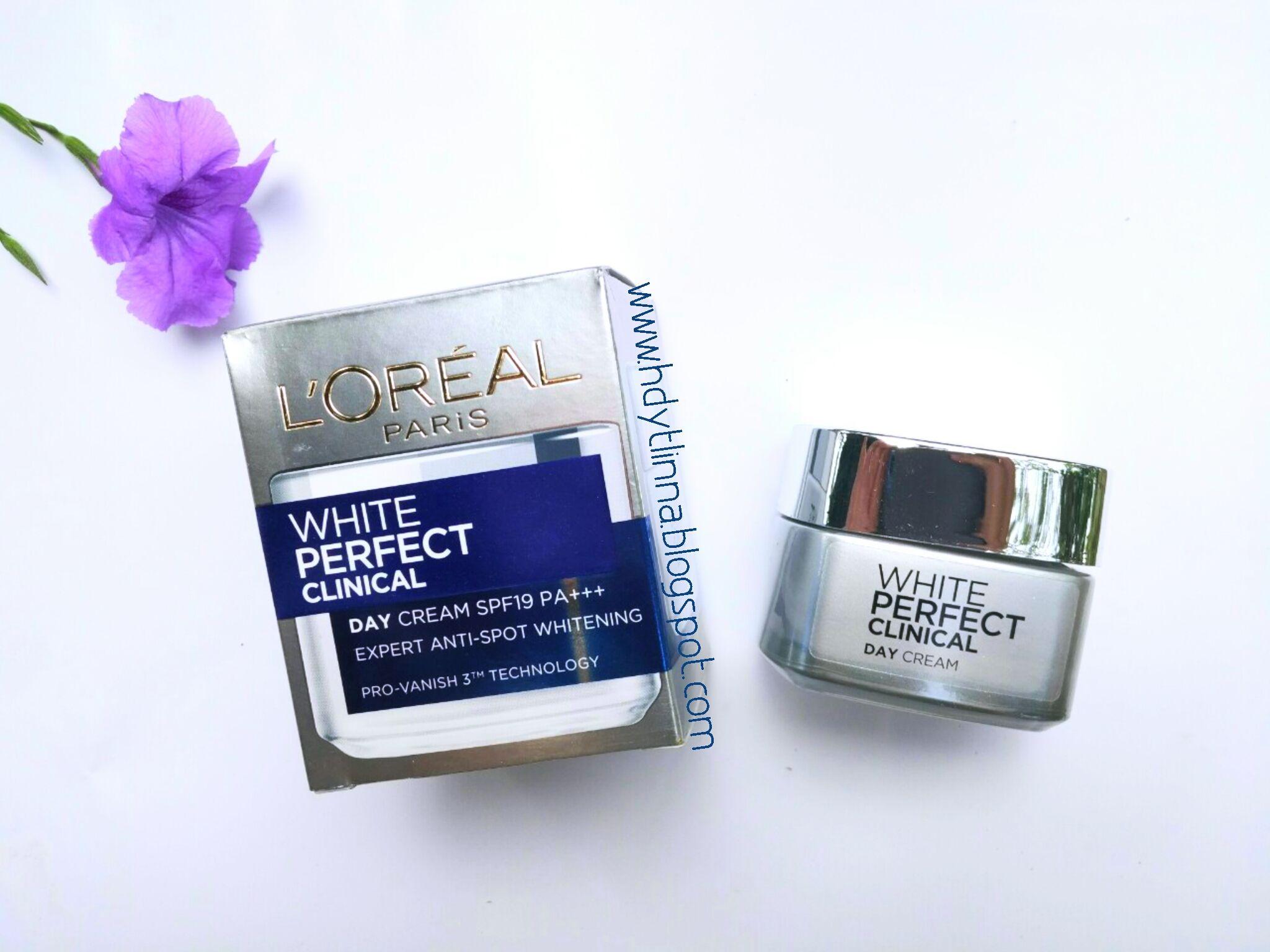 gambar review ke-6 untuk L'oreal Paris White Perfect Clinical Essence Lotion