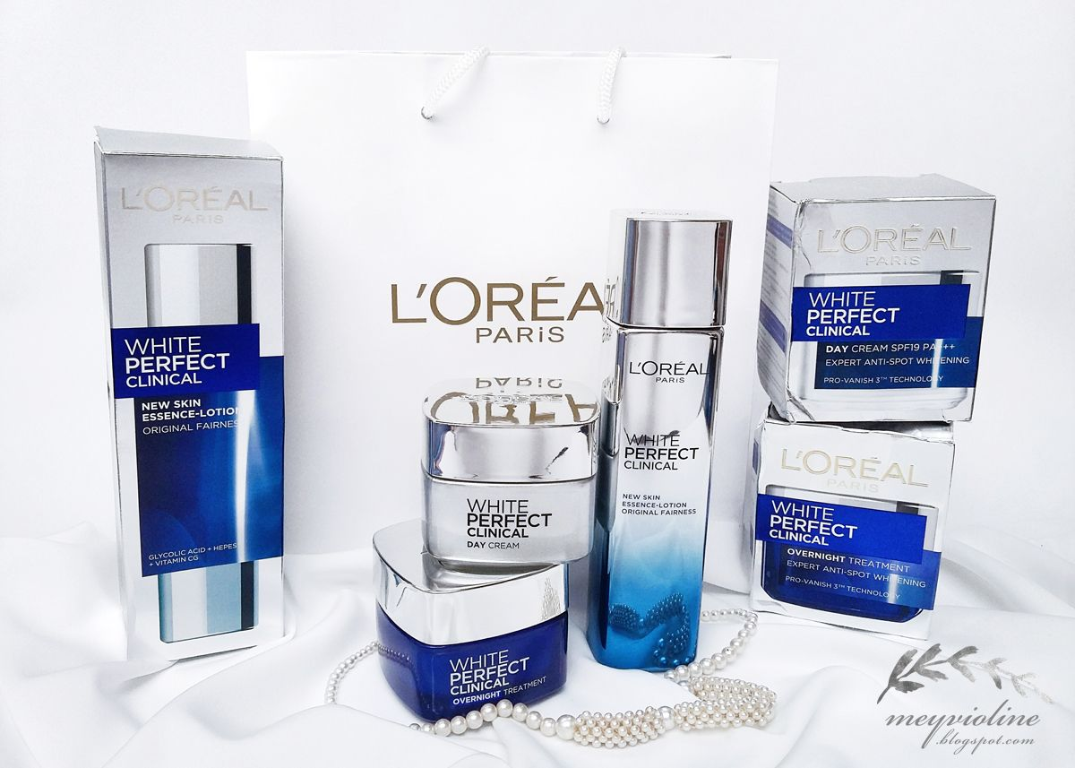 gambar review ke-8 untuk L'oreal Paris White Perfect Clinical Essence Lotion