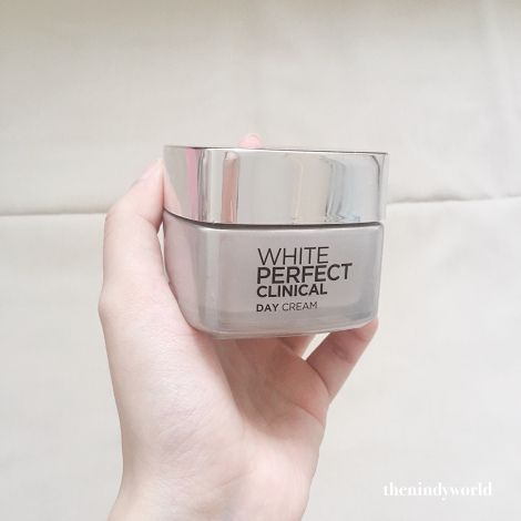 gambar review ke-4 untuk L'oreal Paris White Perfect Clinical Essence Lotion