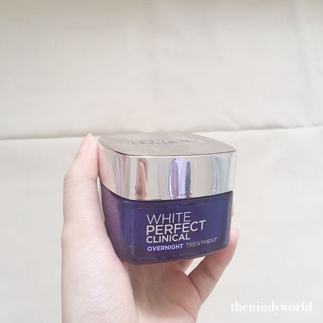 gambar review ke-12 untuk L'oreal Paris White Perfect Clinical Essence Lotion