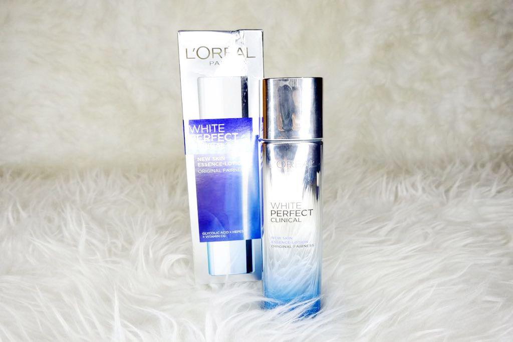 gambar review ke-2 untuk L'oreal Paris White Perfect Clinical Essence Lotion
