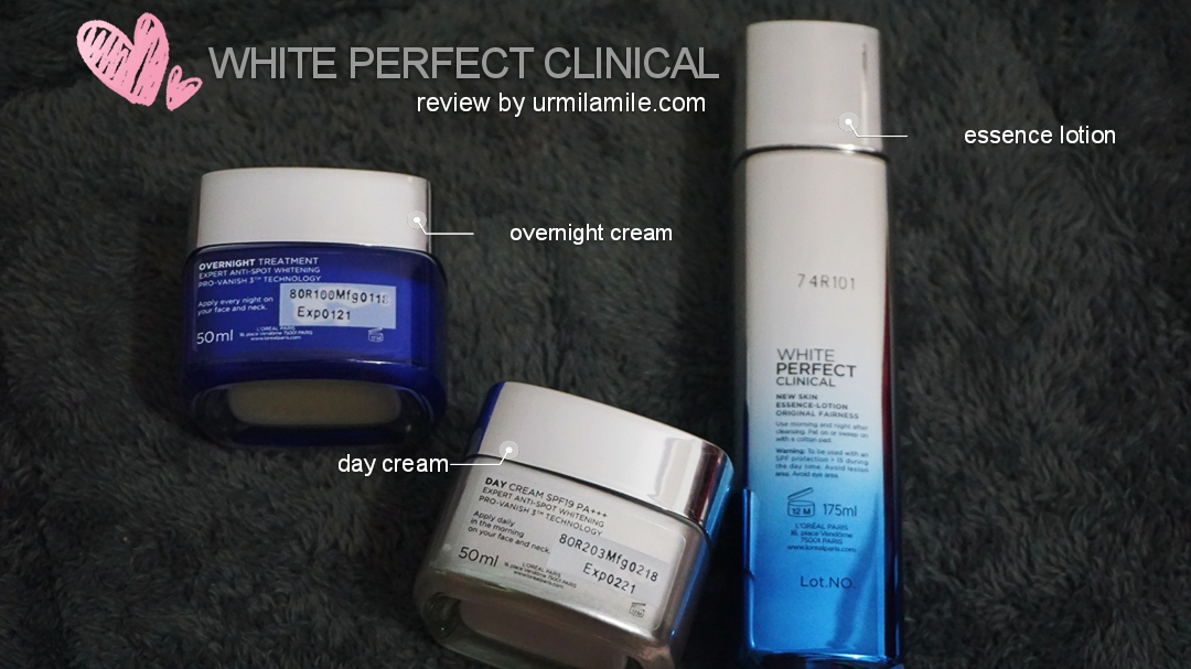 gambar review ke-3 untuk L'oreal Paris White Perfect Clinical Essence Lotion