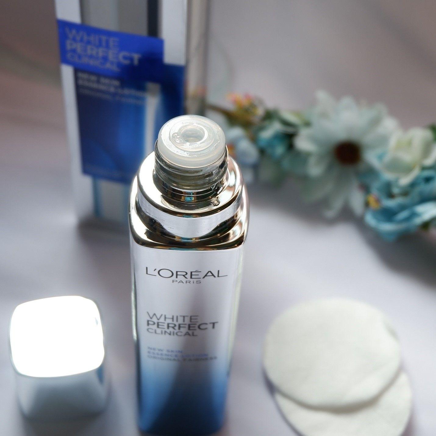 gambar review ke-3 untuk L'oreal Paris White Perfect Clinical Essence Lotion