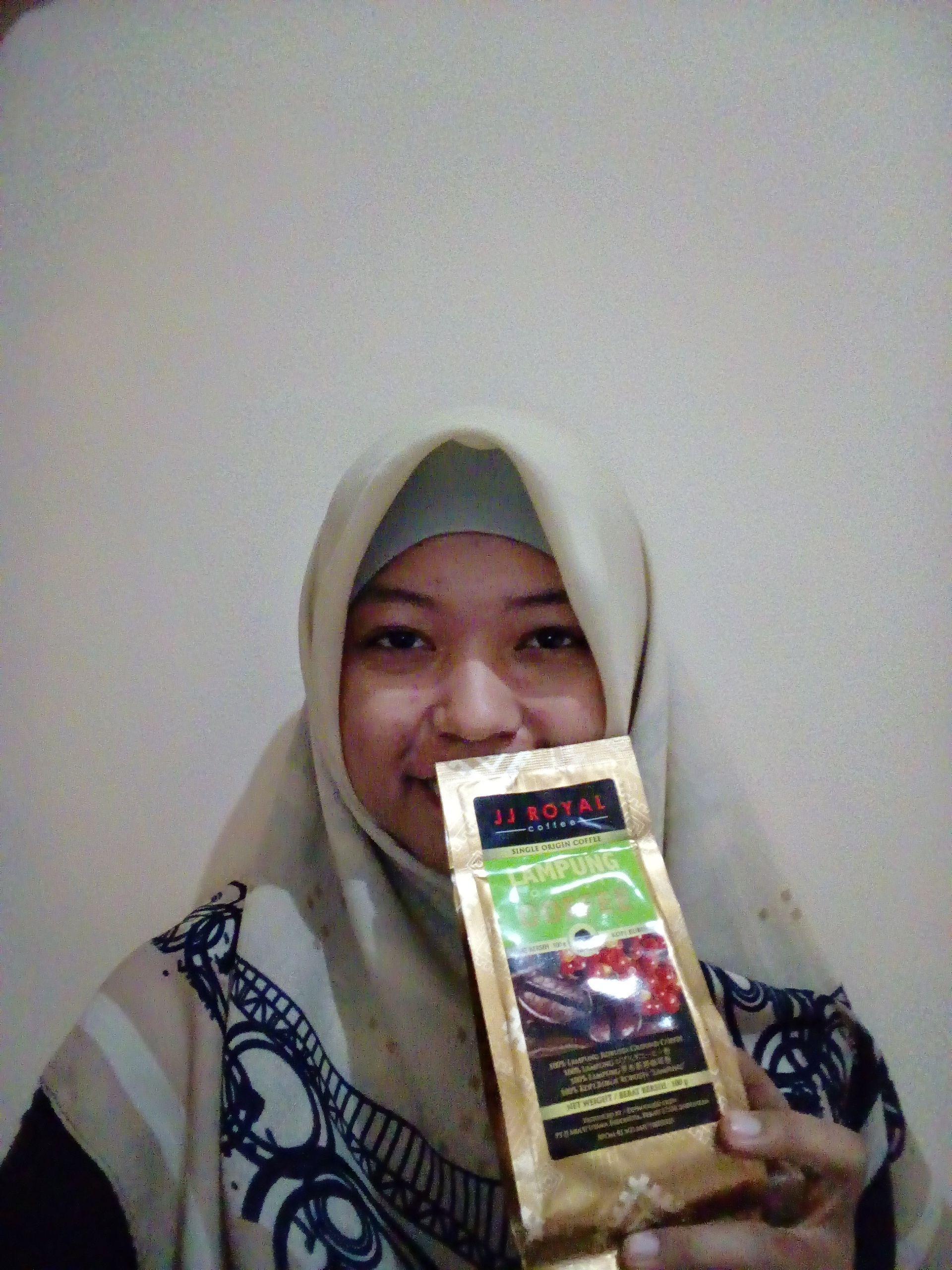 gambar review ke-1 untuk JJ Royal Lampung Robusta Coffee