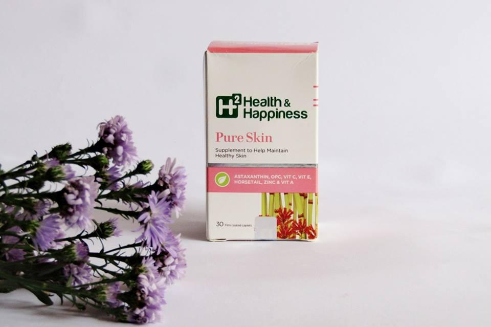 gambar review ke-7 untuk H2 Health & Happiness Pure Skin