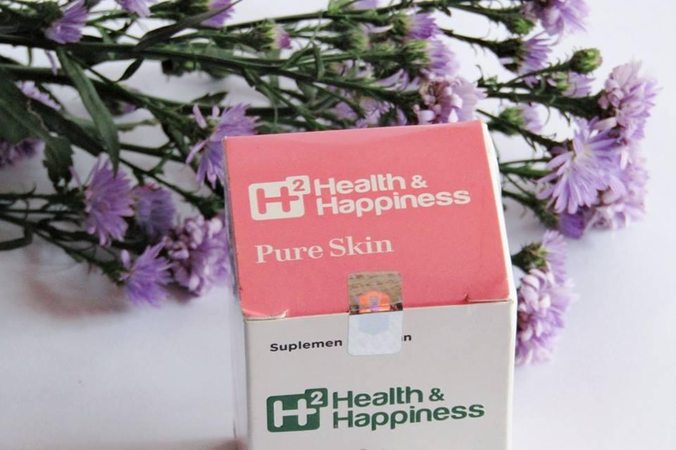 gambar review ke-9 untuk H2 Health & Happiness Pure Skin
