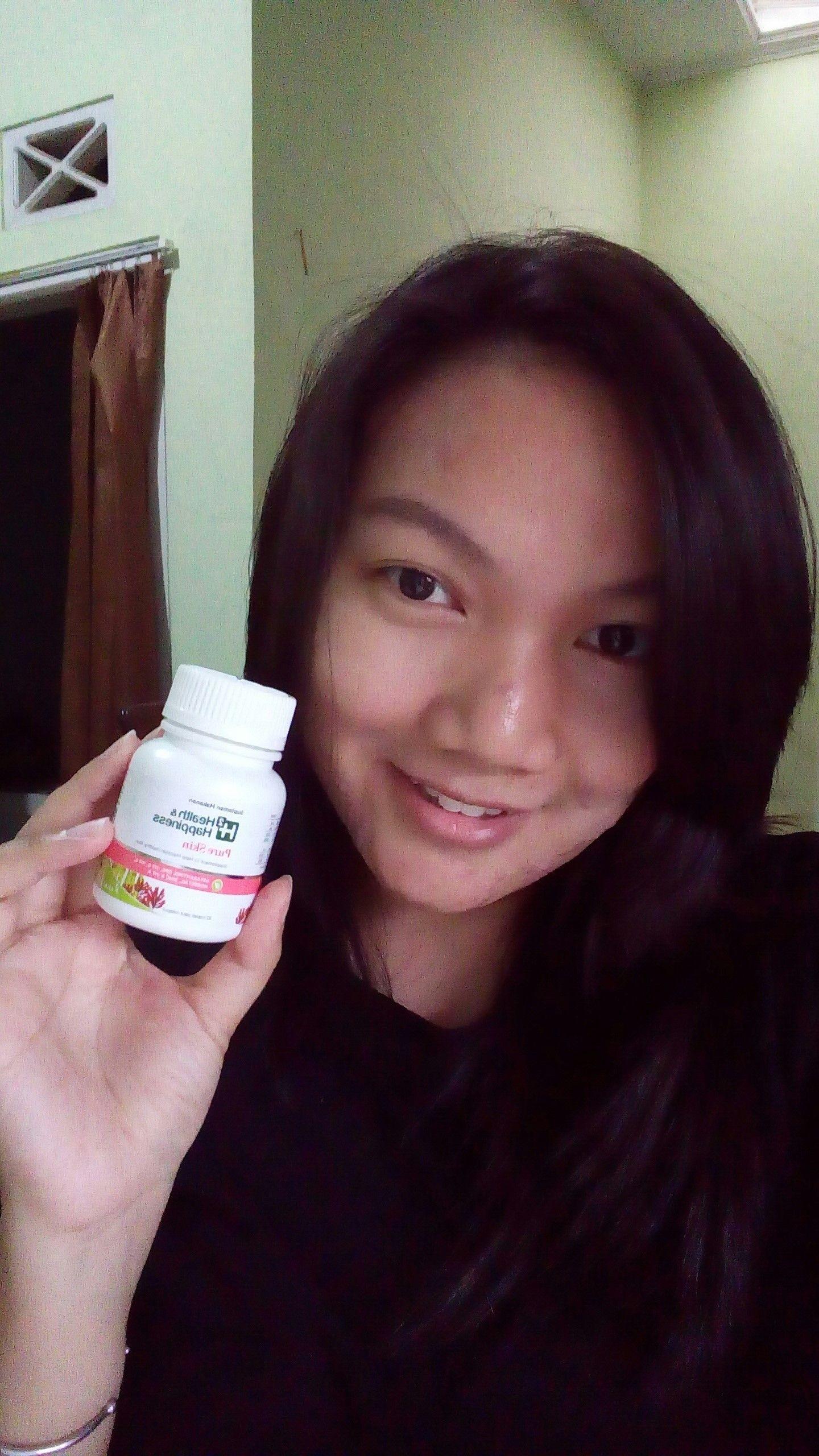 gambar review ke-1 untuk H2 Health & Happiness Pure Skin