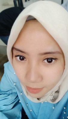 gambar review ke-1 untuk Silky Girl Double Intense Liquid Eyeliner Waterproof