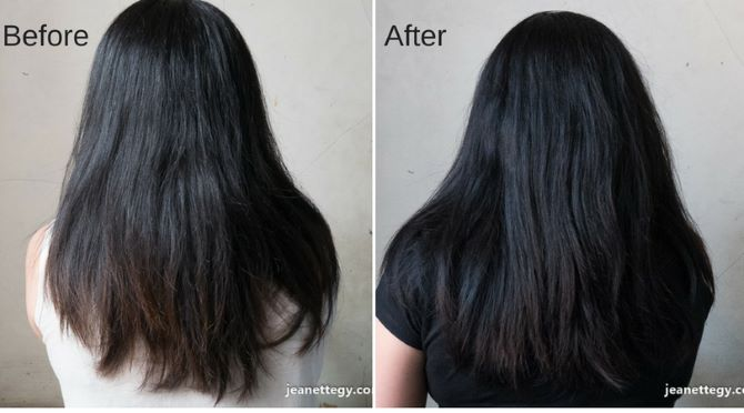 gambar review ke-6 untuk Garnier Color Naturals Express Cream