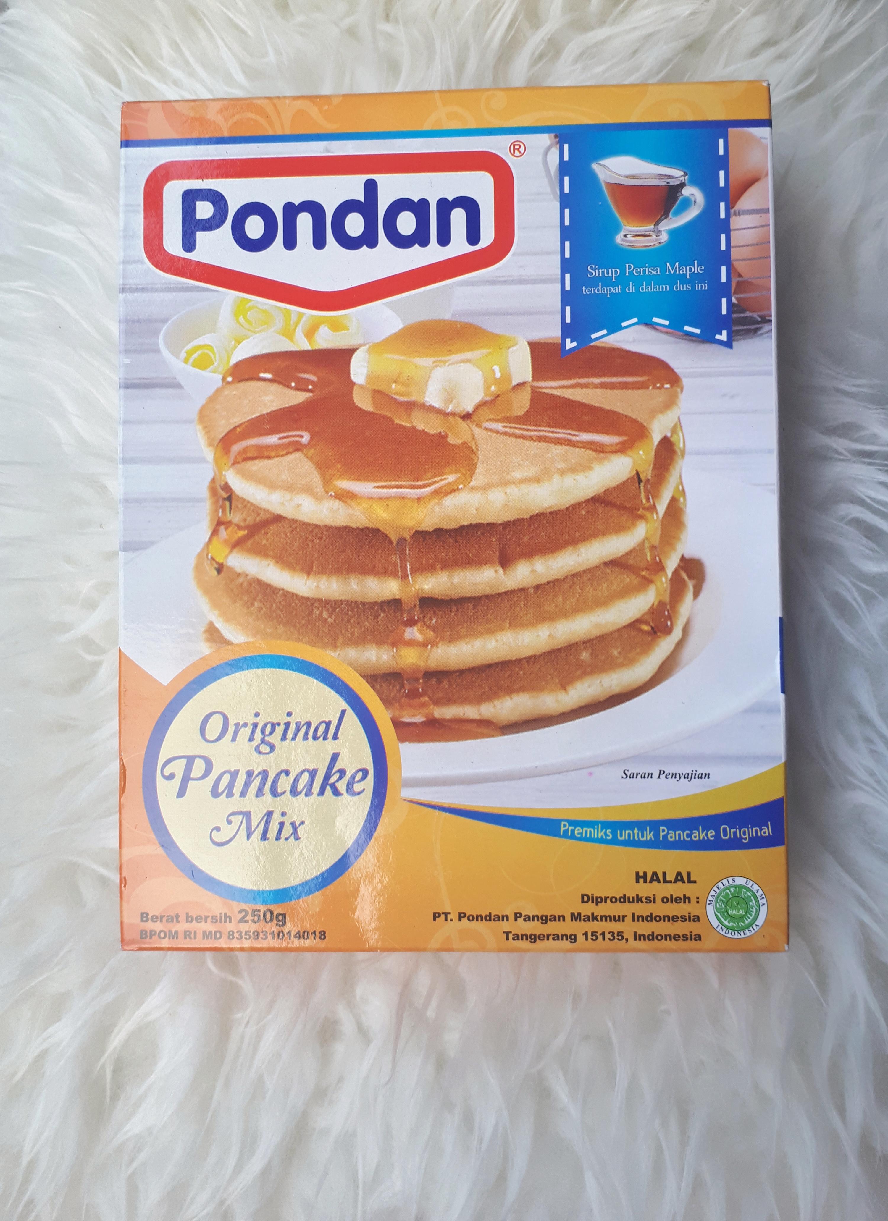 gambar review ke-2 untuk Pondan Pancake Mix - Original