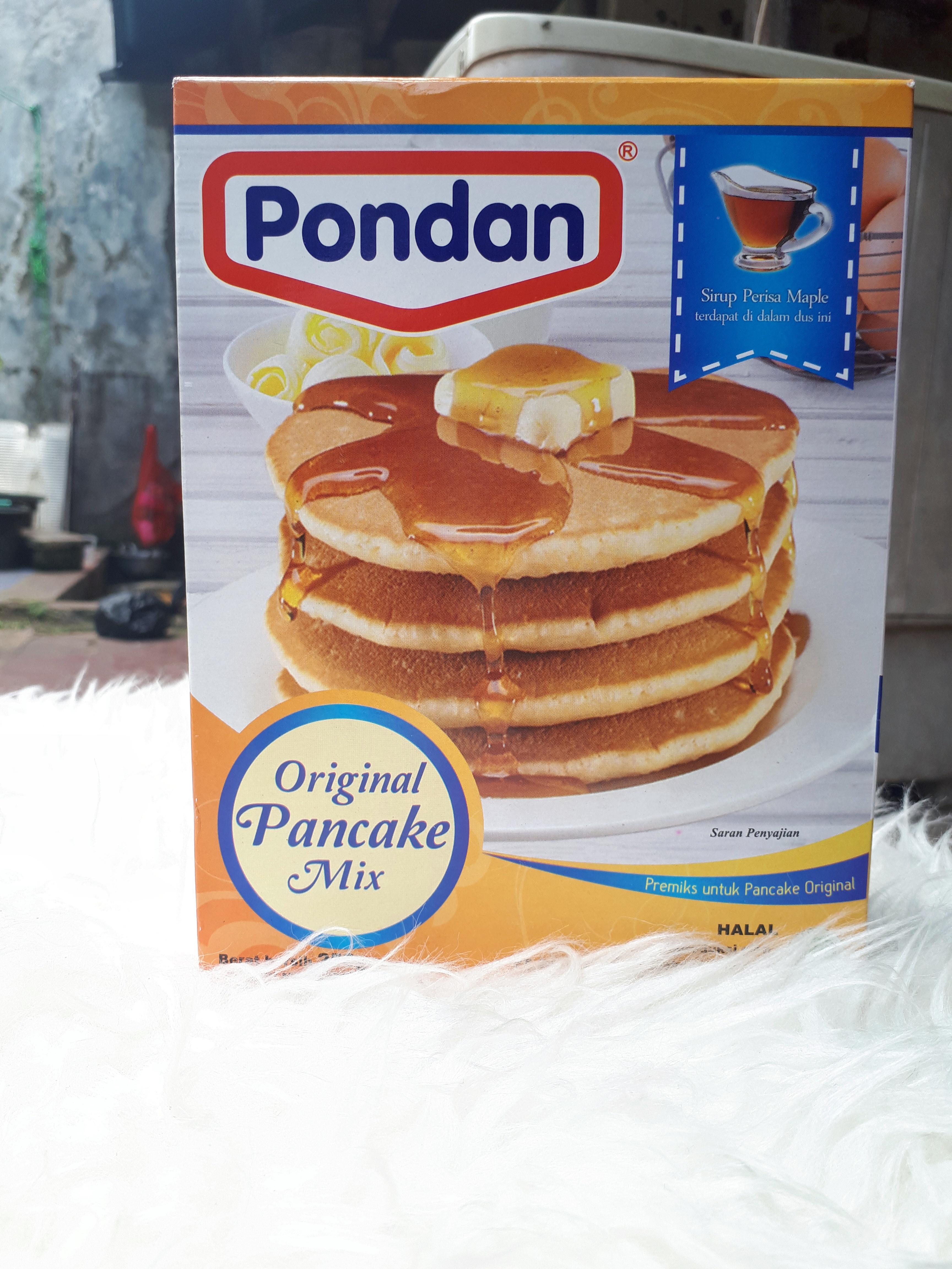 gambar review ke-3 untuk Pondan Pancake Mix - Original