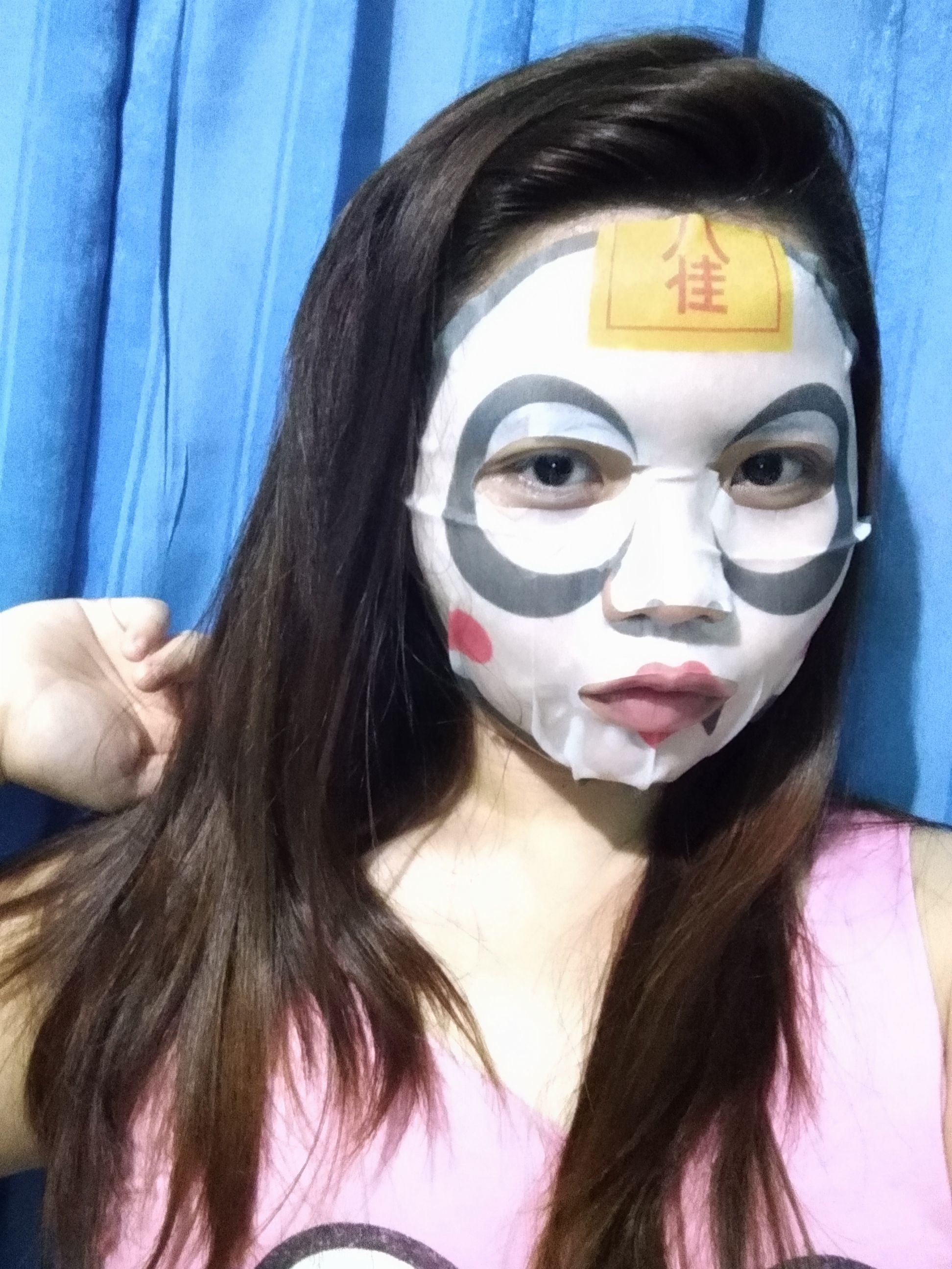 review user Cherimoa Mask